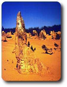 Die Pinnacles